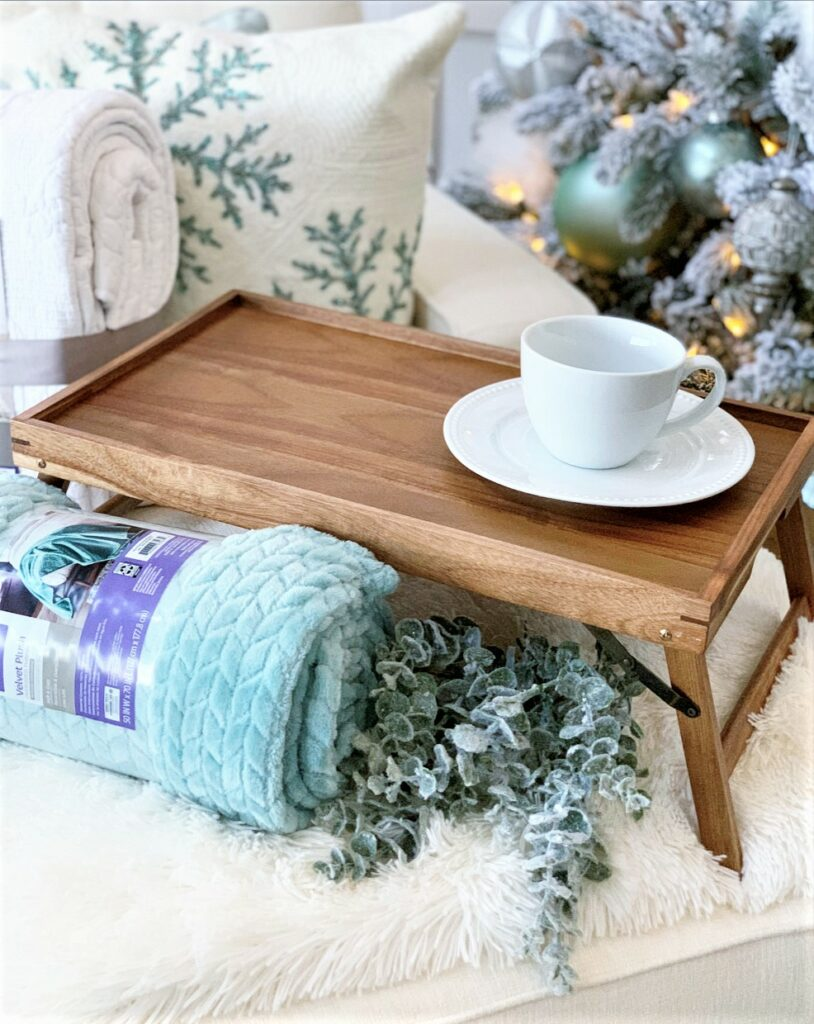 Better Homes & Gardens Acacia Bed Tray