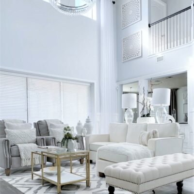 Family Room Lighting Refresh w/Capital Lighting