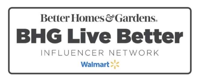 Better Homes & Gardens Influencer Network At Walmart