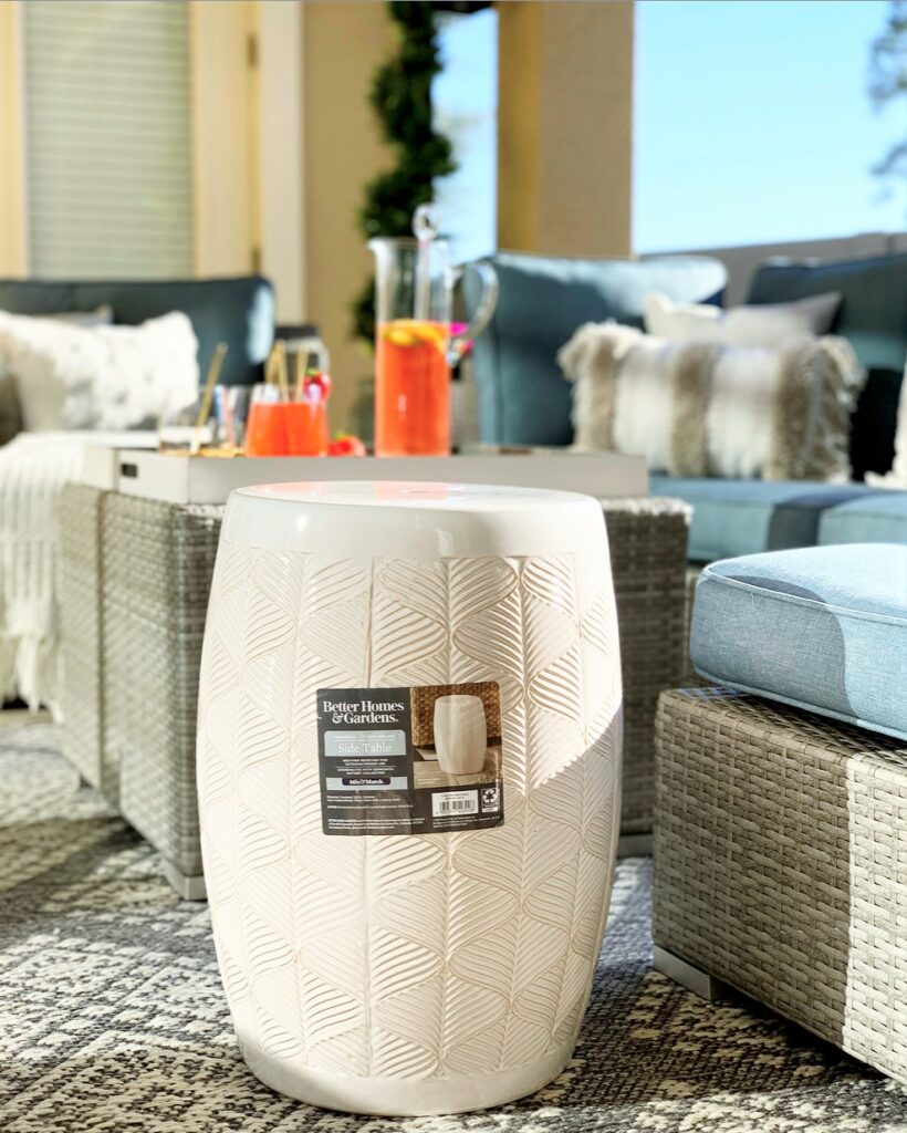 Better Homes&gardens Kennewick 17in Ceramic Side Table Better Homes&gardens Kennewick 17in Ceramic Side Table Better Homes&gardens Kennewick 17in Ceramic Side Table Report incorrect product information Better Homes&gardens Kennewick 17in Ceramic Side Table