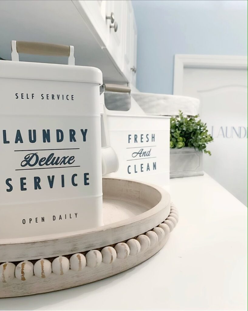 Better Homes & Gardens Laundry Detergent Holder