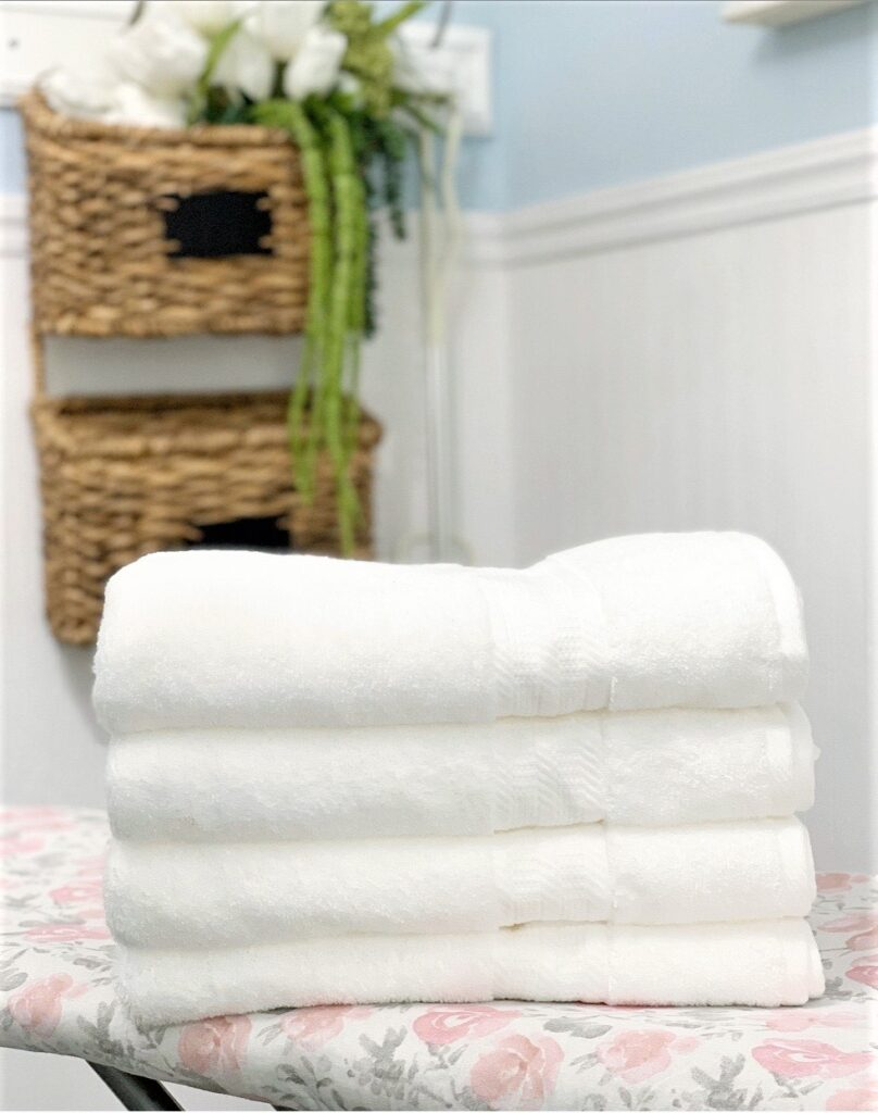 Better Homes & Gardens American Made Bath Collection - 6-Piece Set, Solid White