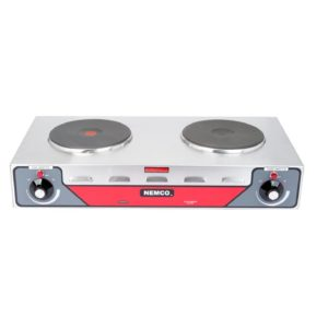 B-Table Top Electric Double Burner