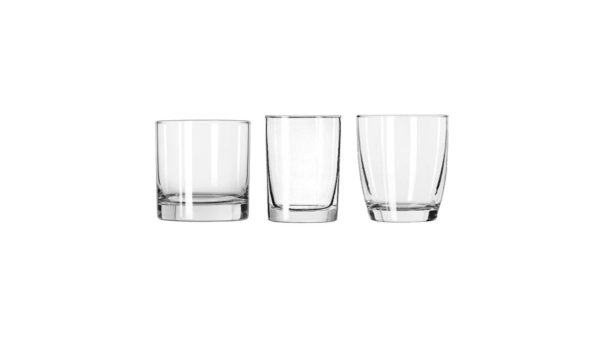 300 Rock And Old Fashion Glasses