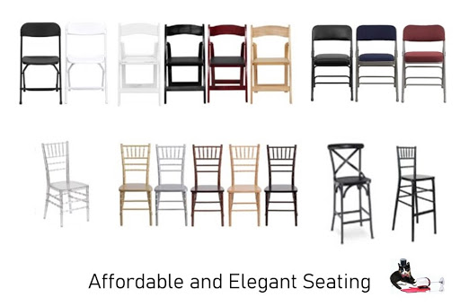 Chair rental in new york city