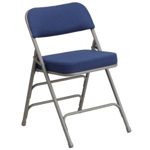 301 Folding Chair Corporate Blue