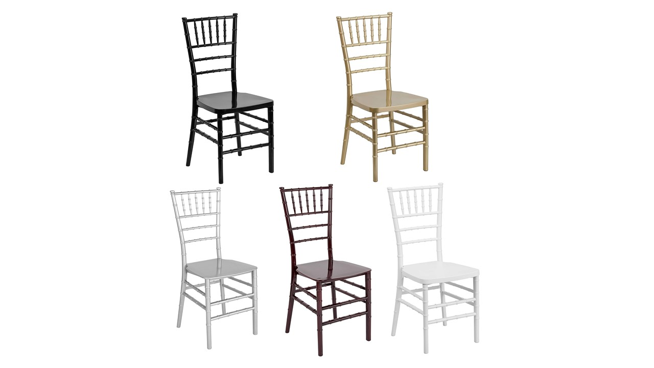 Chiavari Chairs, Ballroom Chairs Rentals