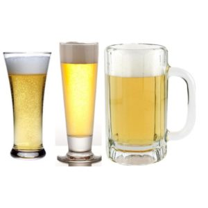 550 Beer Glasses And Mugs