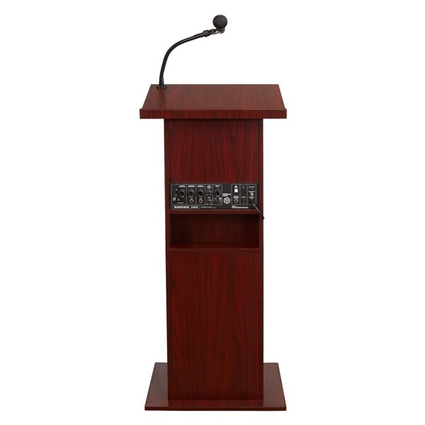 Podium/Lectern with mic for rent