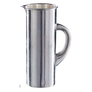 155 Water Pitcher Silver