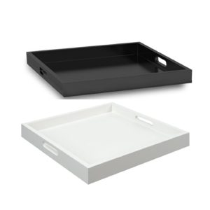 Tray square passing trays for rent