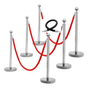 A1 Chrome Stanchions