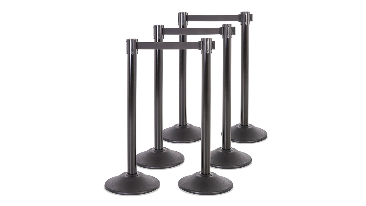 Retractable Stanchions for Rent NYC