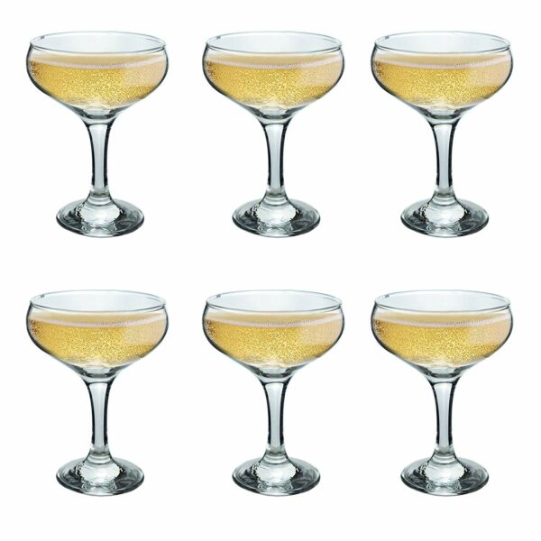 Champagne Coupe glass 5.5 oz