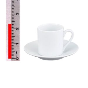 604 Demitasses Cup And Saucer