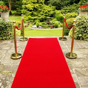 A2 Red Carpet Runners