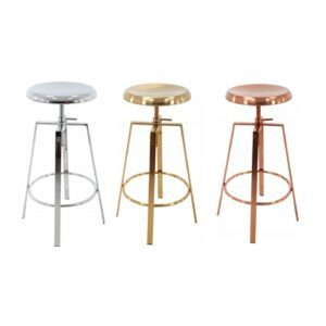 Adjustable bar stools for rent