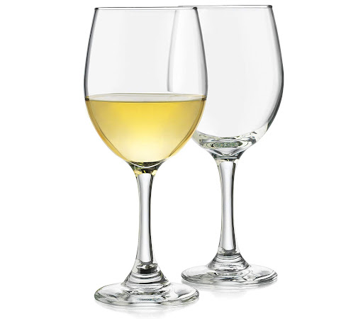 Wine glass for rent