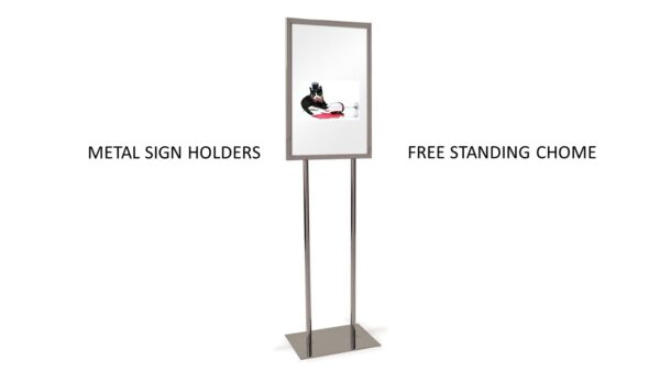 A3 Metal Holder For Signs
