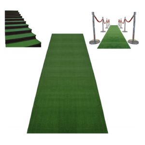 C Green Carpet Runners for Rent