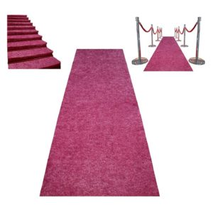 C Pink Carpet Runners