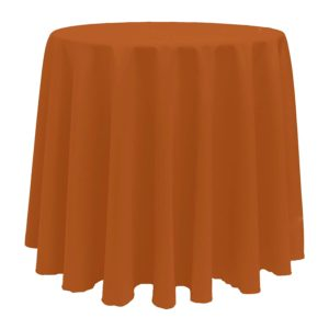 Majestic Shantung Tablecloths