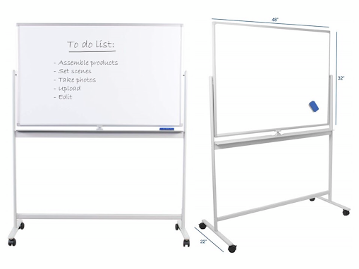 white board for rent
