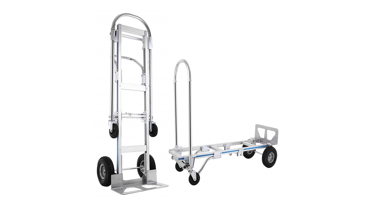 Hand Truck and Dolly