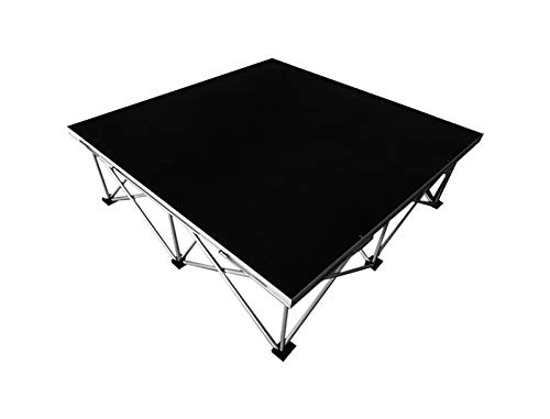 Portable Stage Platform 4 x 4 2ft high