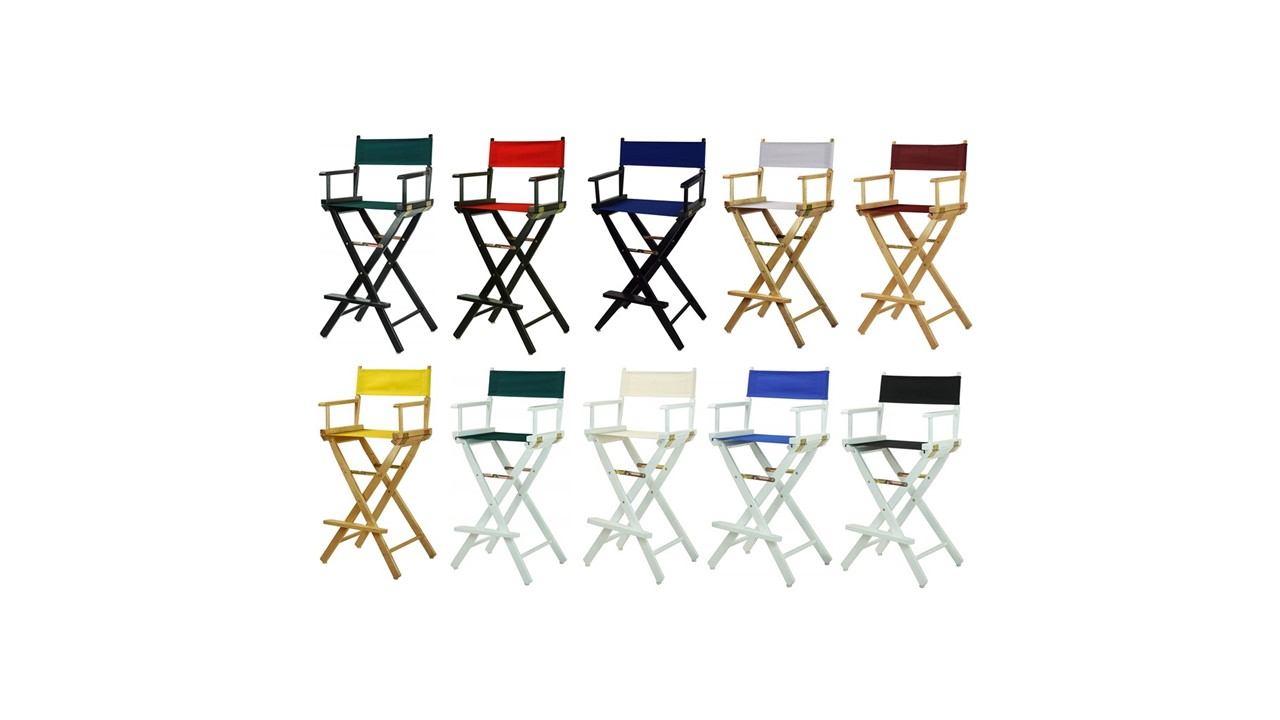 Director's Chair for rent