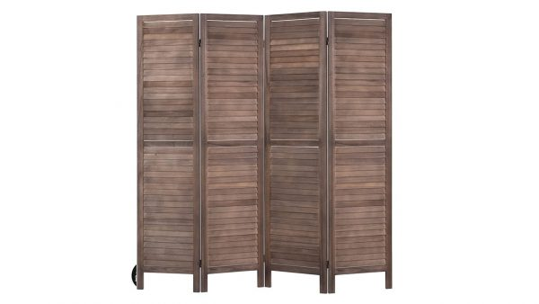Panel Screens And Room Divider brown