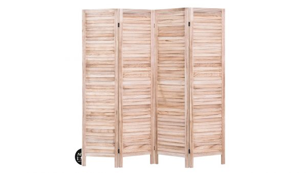 Panel Screens And Room Divider Natural