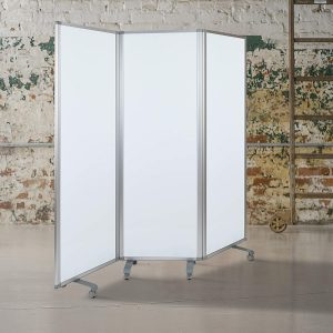 Mobile Magnetic Whiteboard Partitions For (Covid-19)