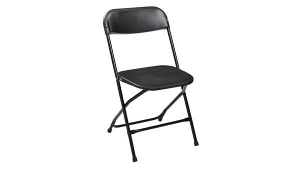 101 Folding Chair Affordable Black