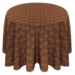 Safari Print Tablecloths