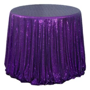 Sequined Tablecloths