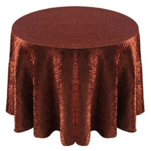 Shalimar Crushed Shimmer Tablecloths