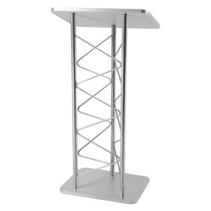A Podium Lectern Truss Silver