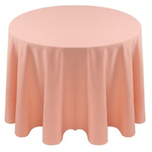 Basic Polyester Tablecloths