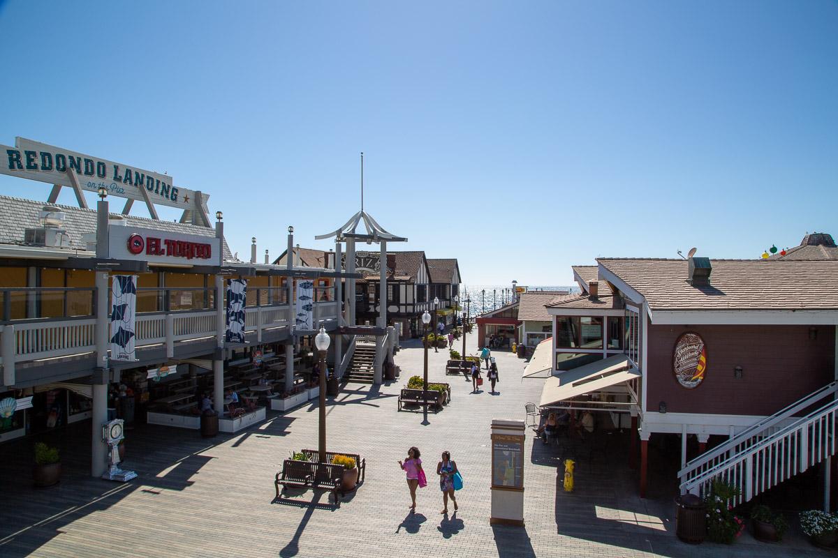 Redondo Beach Pier - kylecoats.com