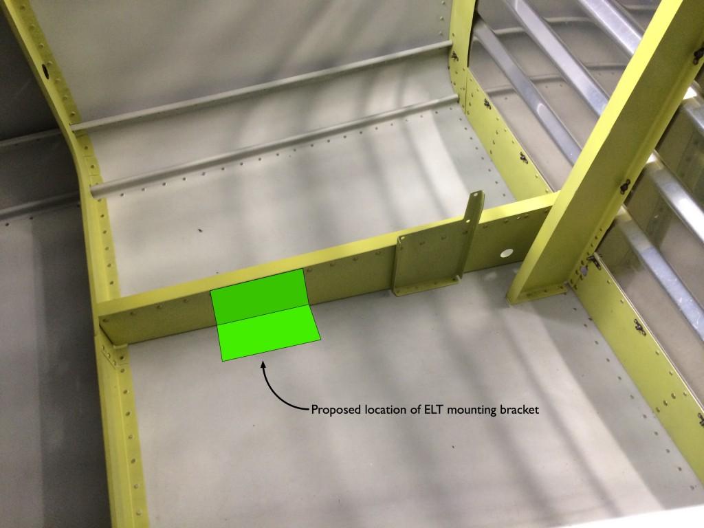 Proposed ELT mount