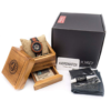 JORD Wooden Watches for Men - Dover Series With Automatic Movement box set
