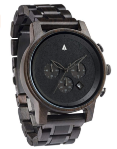 treehut voyage wooden watch