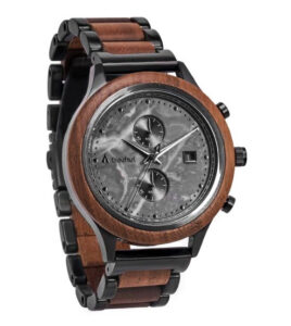 treehut rise wooden watch