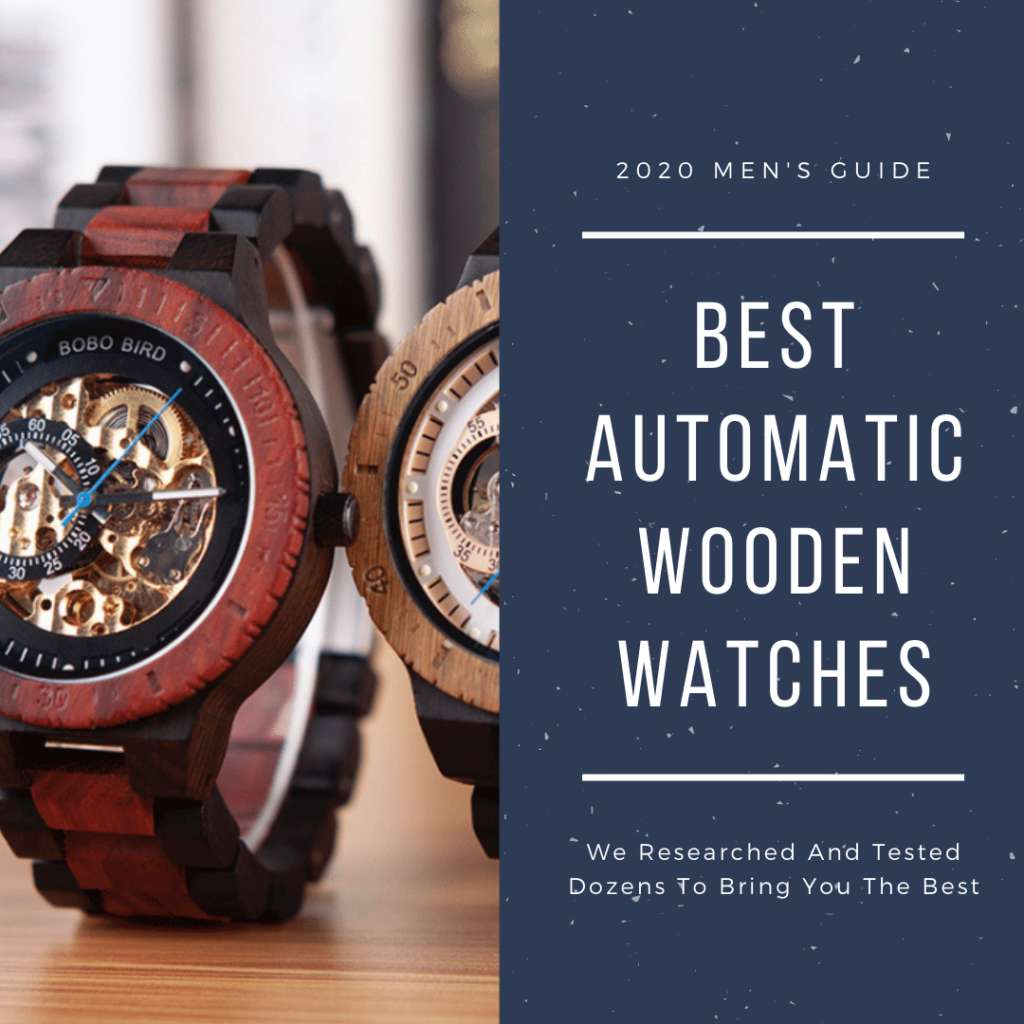 best automatic wooden watches guide