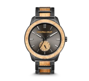 original grain whiskey barrel collection wood watches