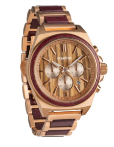 Treehut Aster Men's Rose Gold Watch