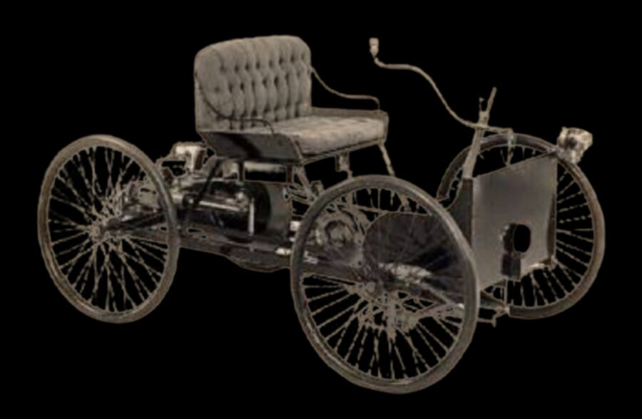 Henry Ford: first car