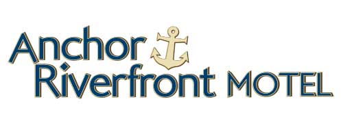 Anchor Riverfront Motel Logo