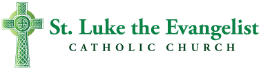 St. Luke the Evangelist Logo